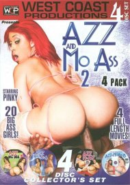 Azz And Mo Ass 4 Pack #2 Porn Movie