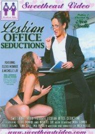 Lesbian Office Seductions Porn Video