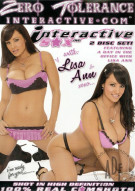 Interactive Sex with Lisa Ann Porn Video