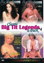 Classic Big Tit Legends #4 (4 Pack) Porn Movie