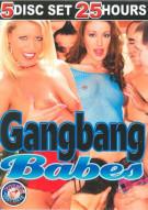 Gangbang Babes 5-Disc Set Porn Movie