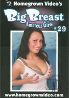 Big Breast Amateur Girls #29 Porn Movie