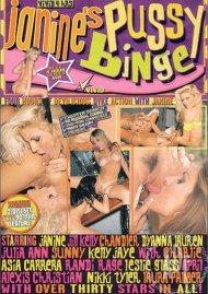 Janines Pussy Binge Porn Movie
