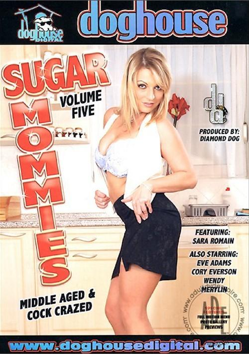 Sugar Mommies Vol. 5