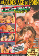 Golden Age Of Porn, The: Euro Style Vol. 8 Porn Movie