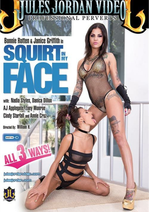 ������ ��� � ���� / Squirt In My Face (2014) DVDRip