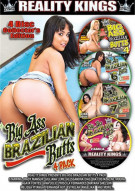Big Ass Brazilian Butts 4-Pack Porn Movie