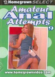 Amateur Anal Attempts 9 Porn Video