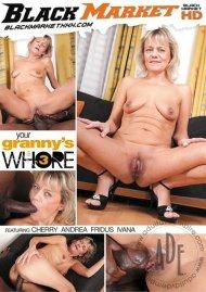 Your Granny's A Whore #3 Porn Video
