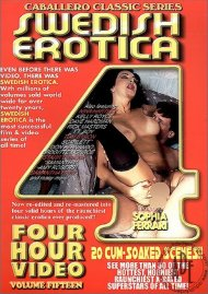 Swedish Erotica Vol. 15 Porn Movie