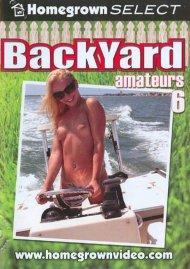 Backyard Amateurs #6 Porn Video