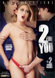 2 For You DVD Image from New Sensations.