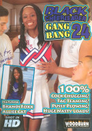 Black Cheerleader Gang Bang 24 Porn Video