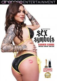 Sex Symbols DVD Image from Airerose Entertainment.