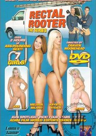 Rectal Rooter The Series Porn Video