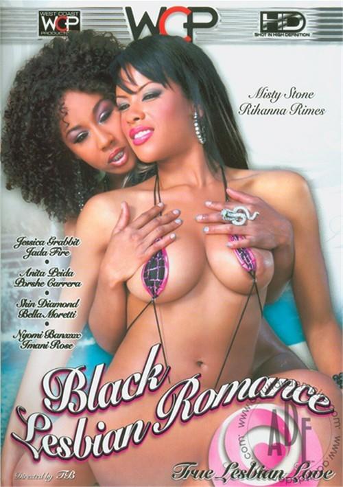 lesbian porn dvd black