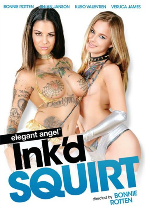 Ink'd Squirt Porn Movie