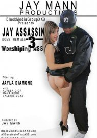 Watch Jay Assassin: Does Them All 3 - Worshipping Ass Porn Video from Black Media Group!