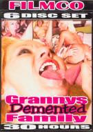 Grannys Demented Family 6-Disc Set Porn Movie