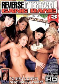 Reverse Interracial Gang Bang 3 Porn Movie