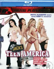 Teen America: Mission #22 Blu-ray