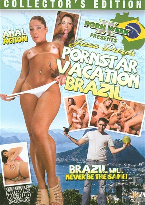 Porn Week: Jazz Duros Pornstar Vacation Brazil