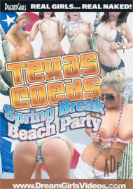 Texas Coeds Spring Break Beach Party Porn Movie