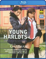 Young Harlots: Finishing School Blu-ray