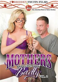 Mothers Behaving Very Badly Vol. 2 DVD Image from Forbidden Fruits Films.