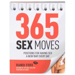 365 Sex Moves Sex Toy