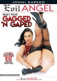 Roxy Raye: Gagged N Gaped Porn Video