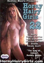 Horny Hairy Girls 22 Porn Movie