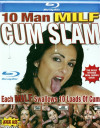 10 Man MILF Cum Slam Blu-ray
