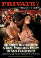 Open Invitation: A Real Swingers Party in San Francisco, An Porn Movie