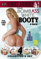Bomb Ass White Booty 4 Pack Porn Movie