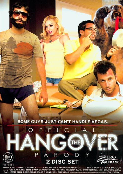 Official Hangover Parody, The