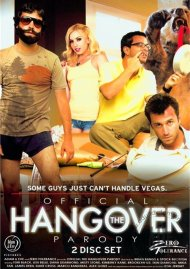 Official Hangover Parody, The Porn Video