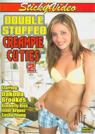 Double Stuffed Creampie Cuties 2 Porn Movie