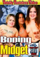Boning A Midget Porn Movie