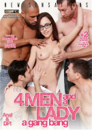 4 Men And A Lady: A Gang Bang Porn Video