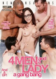 Watch 4 Men And A Lady: A Gang Bang HD Streaming Porn Video from New Sensations!
