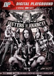 Sisters Of Anarchy DVD Image from Digital Playground.