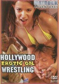 Hollywood Erotic Oil Wrestling Porn Video