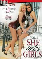 She Licks Girls #3 Porn Movie
