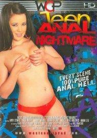 Teen Anal Nightmare Porn Video