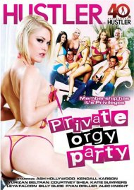 Private Orgy Party Porn Video