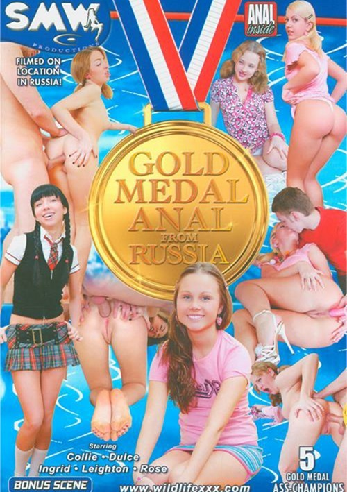 ������� ������ �� ����� �� ������ / Gold Medal Anal From Russia (2014) DVDRip