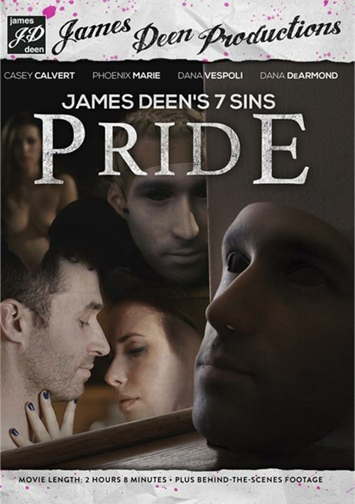 7 ������ ������� ����: �������� / James Deen's 7 Sins: Pride (2014) DVDRip