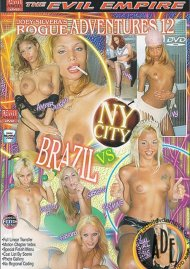 Rogue Adventures 12: New York City vs. Brazil Porn Movie