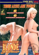 Deep Into Tight Blonde Bottoms Porn Movie